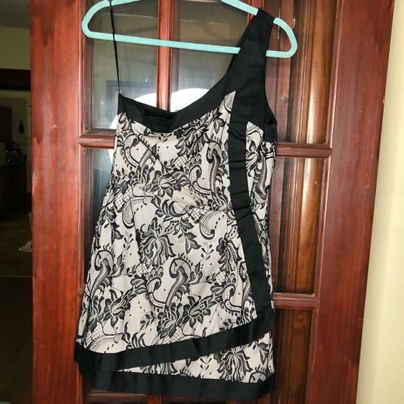 Forever 21 Dresses & Skirts - One shoulder dress
